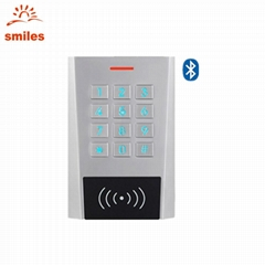 Waterproof Bluetooth Access Control Support RFID Card Reader, Codes,App