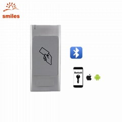Bluetooth Access Control Support 13.56mhz Reader/App/Shake open