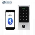 Tuya App Metal Access Control/Waterproof Bluetooth RFID Door Keypads Compatible