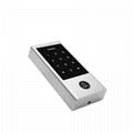 Tuya App Metal Access Control/Waterproof Bluetooth RFID Door Keypads Compatible  3