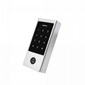 Tuya App Metal Access Control/Waterproof Bluetooth RFID Door Keypads Compatible  4