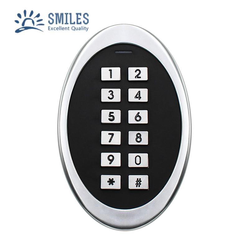 Waterproof Mini Easy Door Keypad/ Metal Door Access Control 1