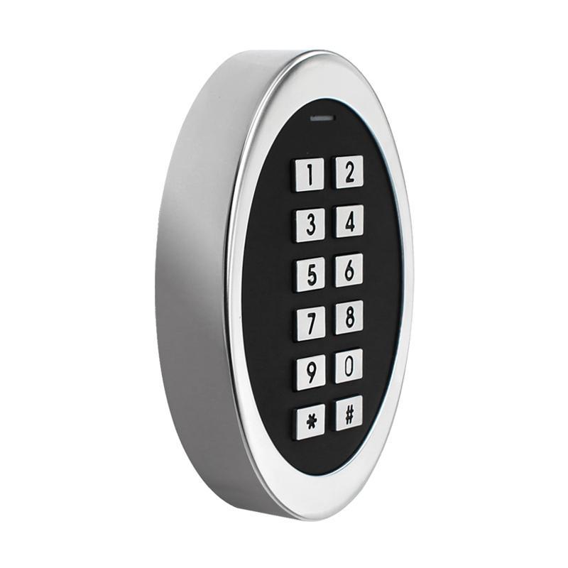 Waterproof Mini Easy Door Keypad/ Metal Door Access Control 2