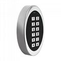 Waterproof Mini Easy Door Keypad/ Metal Door Access Control