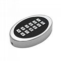 Waterproof Mini Easy Door Keypad/ Metal Door Access Control 4