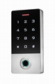 IP68 Waterproof Fingerprint Access Control support RFID Card Reader and Password
