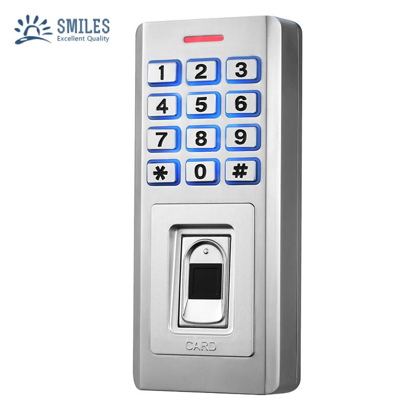 High Capacity Waterproof Fingerprint Access Control 1