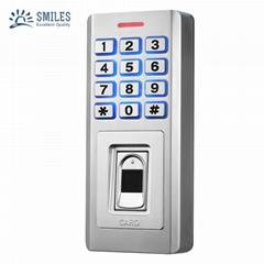 High Capacity Waterproof Fingerprint Access Control