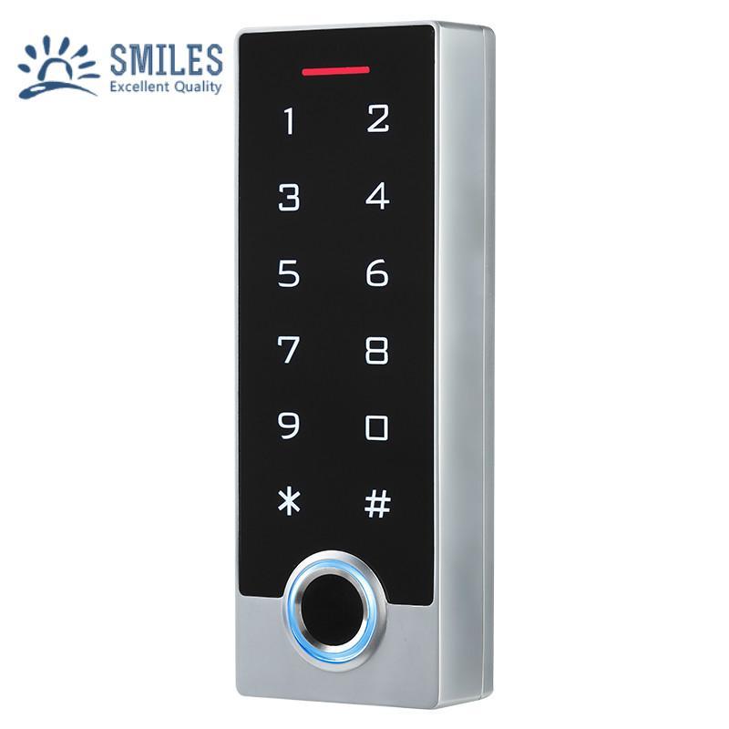 Waterproof IP68 Fingerprint Access Control For Outdoor Use 1