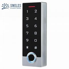 Waterproof IP68 Fingerprint Access Control For Outdoor Use