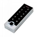Waterproof IP68 Fingerprint Access Control For Outdoor Use 2