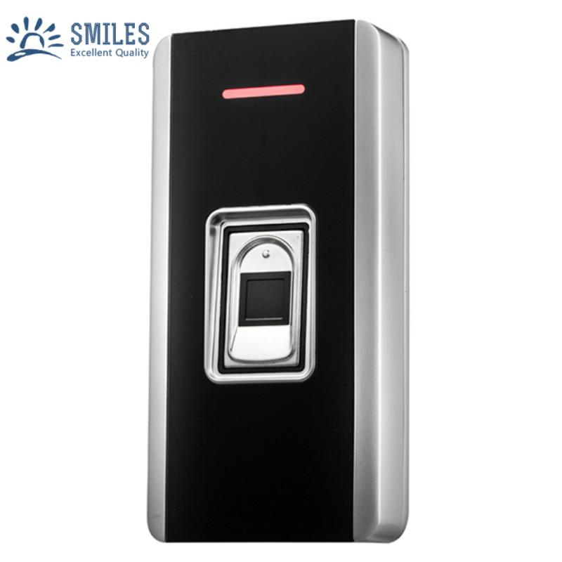EM/Mifare Waterproof Metal Fingerprint Access Control Support RFID Card Reader 1