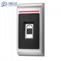 Metal Waterproof Fingerprint Access