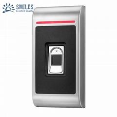 Metal Waterproof Fingerprint Access Control For Outdoor Use