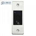 Embedded installation IP66 Fingerprint Access Control For Door/Elevator   2
