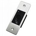 Embedded installation IP66 Fingerprint Access Control For Door/Elevator   4