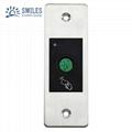 Embedded installation IP66 Fingerprint Access Control For Door/Elevator