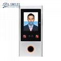 Standalone Face and RFID Card Access Control With Offline Time Record Function 1