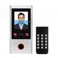 Standalone Face and RFID Card Access Control With Offline Time Record Function 5