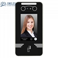 Dynamic Face Recognition Metal Time Attendance Access Control