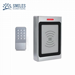 High Capacity Waterproof Metal StandaloneAccess Controller With Manage Card