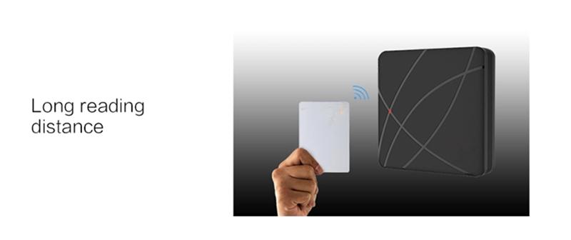 Wholesale Proximity RFID Access Control Reader 125KHZ/13.56MHZ 6