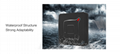 IP68 Waterproof Wiegand RFID card reader For Door Access Control System 4