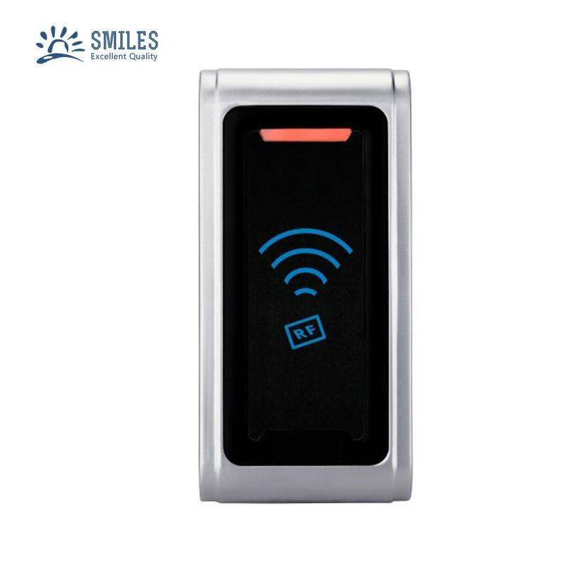 Waterproof Metal Shell Contactless 125KHZ/13.56MHZ RFID Card Reader  3