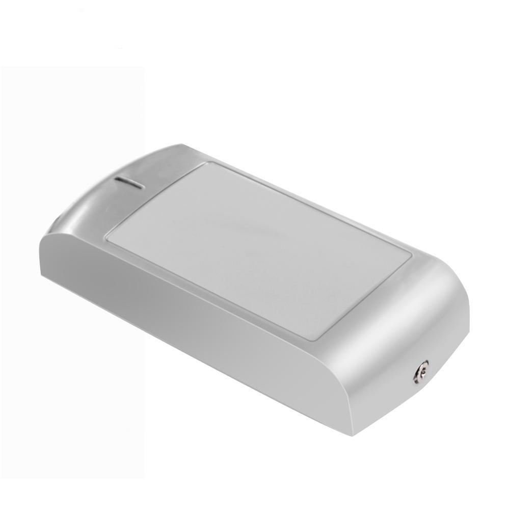 Waterproof Metal Three in One Powerful Wiegand RFID Card Reader EM/Mifare/HID  3
