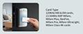 Waterproof Metal Three in One Powerful Wiegand RFID Card Reader EM/Mifare/HID  4