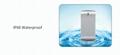 Waterproof Metal Three in One Powerful Wiegand RFID Card Reader EM/Mifare/HID  5