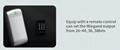 Waterproof Metal Three in One Powerful Wiegand RFID Card Reader EM/Mifare/HID  6