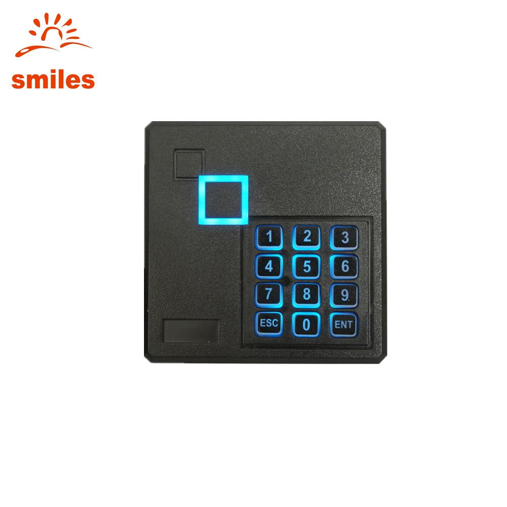 WG26/34 Contactless RFID Card Reader WIth Password For Door Access Control  1