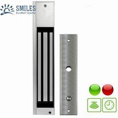 600lbs 12V&24V EM Door Lock With LED,Lock Sensor,Time Delay