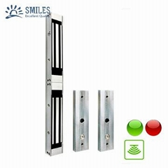 1200lbs 12V/24V Electromagnetic Lock  With LED,Sensor For Double Door