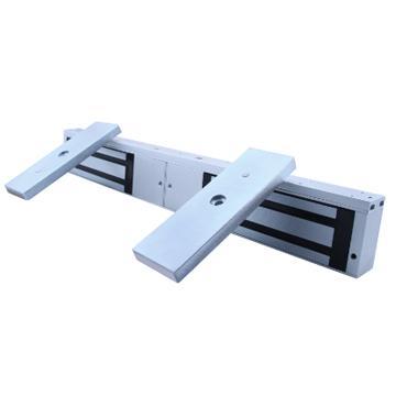 12V/24V Double Door Electromagnetic Lock With Time Delay,LED,Lock Sensor 4