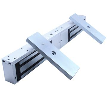 Double Door EM Lock 1200LBS With LED, Lock Sensor and Buzzer 3