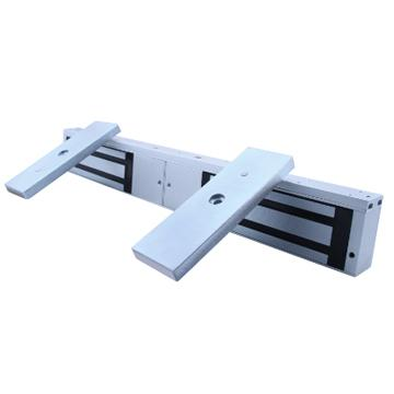 Double Door EM Lock 1200LBS With LED, Lock Sensor and Buzzer 4