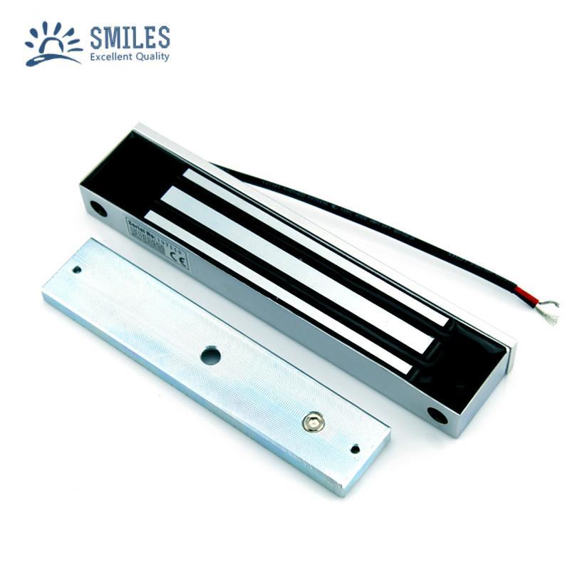 600lbs Waterproof Electromagnetic Door Lock 12V/24V For Door Access Control  1