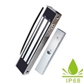 600lbs Waterproof Electromagnetic Door Lock 12V/24V For Door Access Control  2