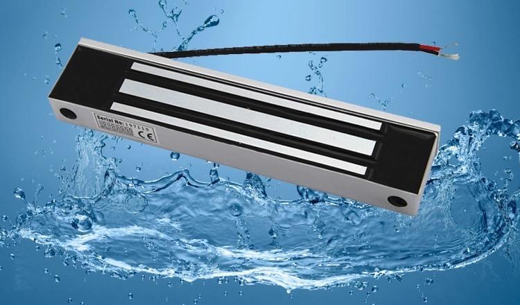 600lbs Waterproof Electromagnetic Door Lock 12V/24V For Door Access Control  4