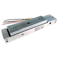 350LBS/180KG 5 Wires Single Door Electric Magnetic Lock With LED and Lock Sensor 4