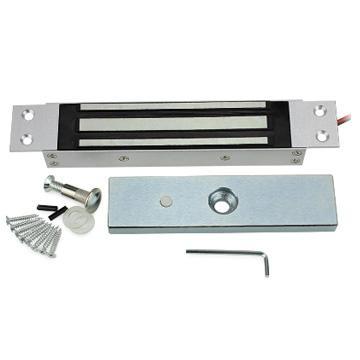 600lbs/280kg Embedded Electromagnetic  Lock For Single Door  4