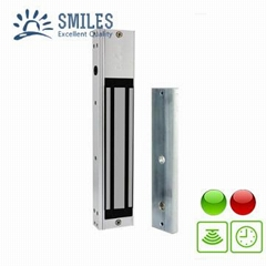 800LBS/350KG 5 Wires Electromagnetic Door Lock With LED,Lock Sensor,Time Delayer