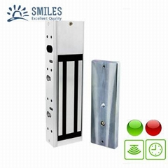 1200LBS/500KG  Electric Magnetic Door Lock  With LED, Lock Sensor,Time Delay