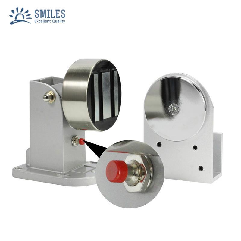 12V/24V Magnetic Door Holder With Emergency Button  5