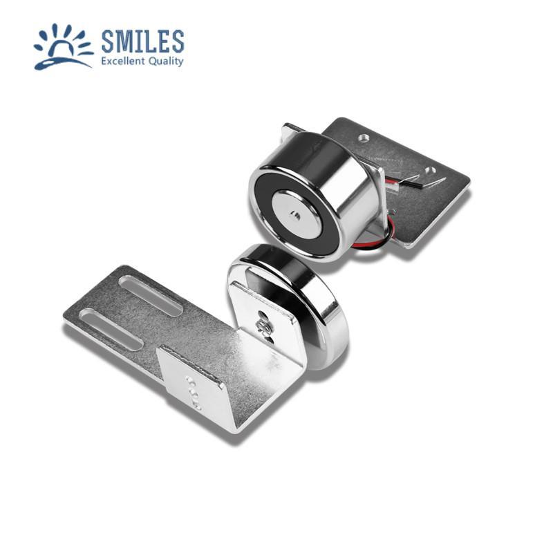 150LBS Mini Electric Magnetic Door Lock For Automatic Door 1