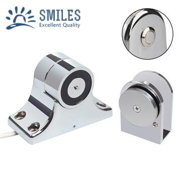 12V/24V 70KG Electromagnetic Door Holder For Automatic Door  1