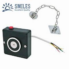 12/24VDC Electric Magnetic Lock/Mini EM Door Holder For Auto Door