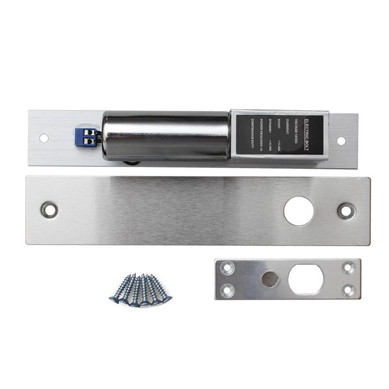 Fail Safe 12V  Electric Drop Bolt Door Lock 3